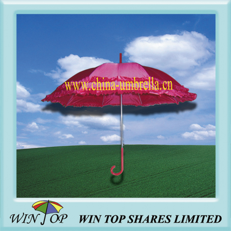 "23"" ladies polyester umbrella"