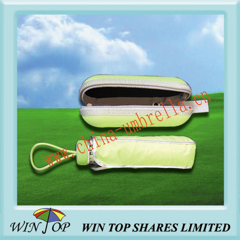 5 folds mini fashion umbrella