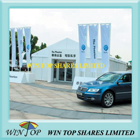 15M exhibition display tent